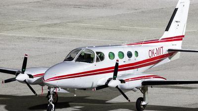 A picture of OKMIT - Cessna 340 - [340A0355] - © Simon Prechtl