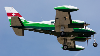 A picture of HBLBM - Cessna 310F - [3100147] - © Kurt Greul