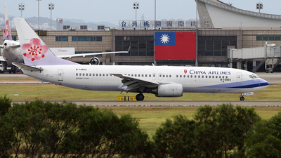 B-16805 - Boeing 737-809 - China Airlines