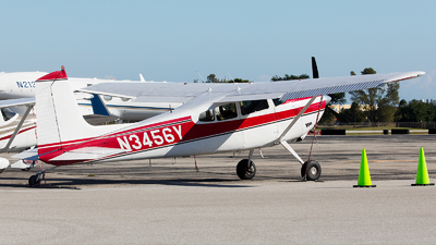A picture of N3456Y - Cessna 180H - [18051956] - © Kas van Zonneveld