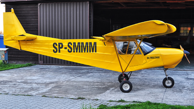 SP-SMMM - Zenair STOL CH 701 - Private