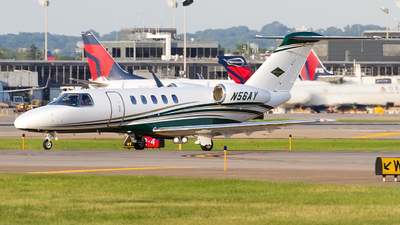 N56AY - Cessna 525C CitationJet 4 - Private
