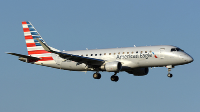 A picture of N231AN - Embraer E175LR - American Airlines - © DJ Reed - OPShots Photo Team