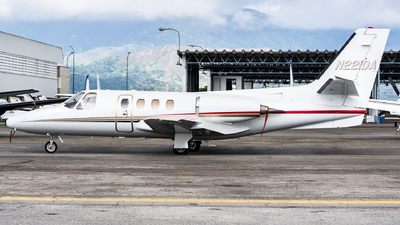 N221DA - Cessna 500 Citation I - Private