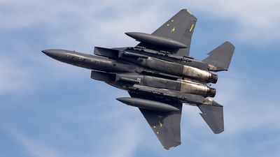 91-0310 - McDonnell Douglas F-15E Strike Eagle - United States - US Air Force (USAF)