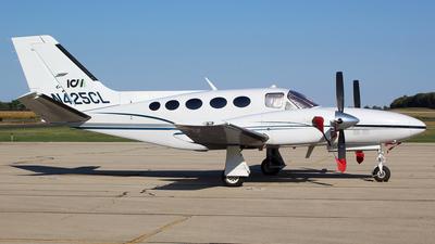 N425CL - Cessna 425 Conquest I - Private