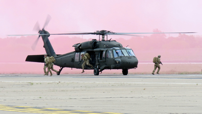 15-20792 - Sikorsky UH-60M Blackhawk - United States - US Army