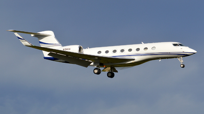 N104GA - Gulfstream G650 - Private