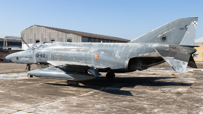 CR.12-51 - McDonnell Douglas RF-4C Phantom II - Spain - Air Force