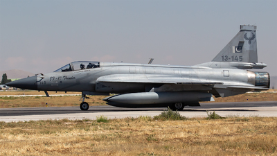 13-145 - Pakistan JF-17 Thunder - Pakistan - Air Force