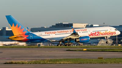 G-LSAE - Boeing 757-27B - Jet2.com