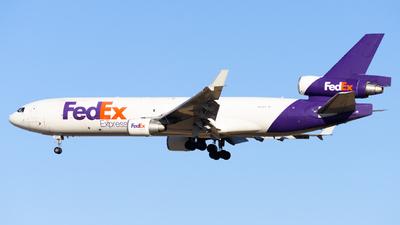 N631FE - McDonnell Douglas MD-11(F) - FedEx