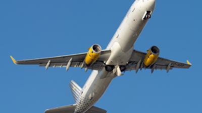 EC-MQB - Airbus A321-231 - Vueling