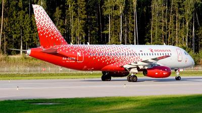 RA-89114 - Sukhoi Superjet 100-95B - Rossiya Airlines