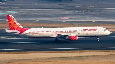 VT-PPK - Airbus A321-211 - Air India