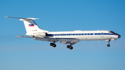 RA-65994 - Tupolev Tu-134A-3 - Russia - Air Force