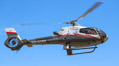 A picture of N818MH - Airbus Helicopters H130 - [4131] - © Kuba Kawczynski - @kubasamolot