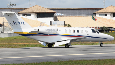 PP-KYK - Cessna 525A CitationJet 2 Plus - Private