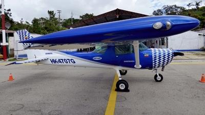 HK-4707G - Cessna A150M Aerobat - Aviacol Escuela de Aviacion Civil de Colombia