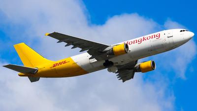 B-LDN - Airbus A300B4-622R(F) - Air Hong Kong