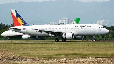RP-C8609 - Airbus A320-214 - PAL Express