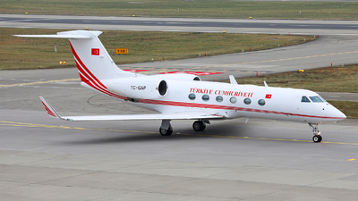 TC-GAP - Gulfstream G450 - Turkey - Government