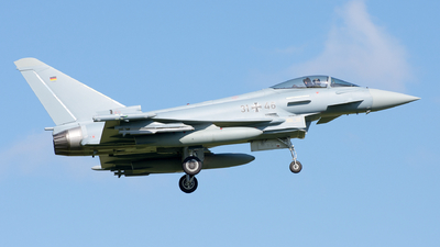 31-46 - Eurofighter Typhoon EF2000 - Germany - Air Force