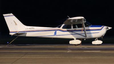 JA4091 - Cessna 172P Skyhawk II - Private