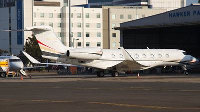 N923WC - Gulfstream G650ER - Private