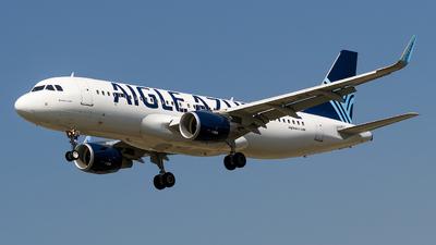 F-HBIX - Airbus A320-214 - Aigle Azur