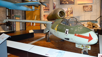4 - Heinkel He-162A-2 - Germany - Air Force