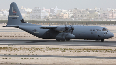 08-8606 - Lockheed Martin C-130J-30 Hercules - United States - US Air Force (USAF)