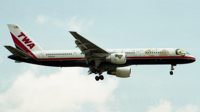 N709TW - Boeing 757-2Q8 - Trans World Airlines (TWA)