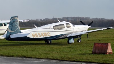 N634MC - Mooney M20R Ovation - Private