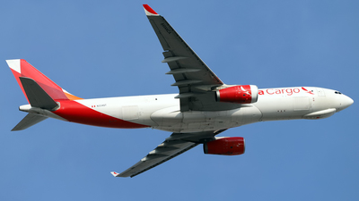 A picture of N334QT - Airbus A330243F - Avianca Cargo - © Juan Manuel Temoche - SPJC Spotter