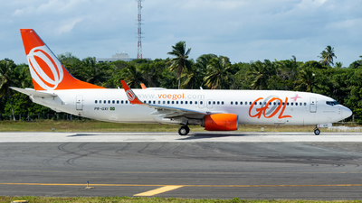 A picture of PRGXI - Boeing 7378EH - GOL Linhas Aereas - © Marcos Marcel