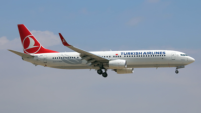 TC-JYE - Boeing 737-9F2ER - Turkish Airlines
