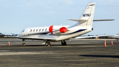 N611NJ - Cessna 680 Citation Sovereign - Private