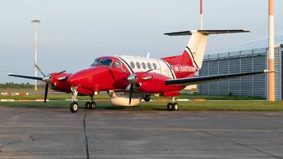 G-HMGB - Beechcraft 200 Super King Air - United Kingdom - Coast Guard