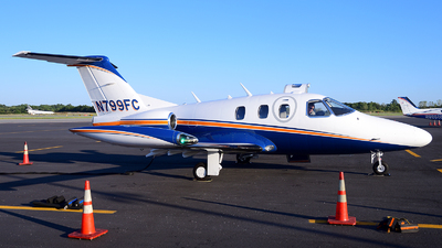 A picture of N799FC - Eclipse 500 - [000168] - © Agustin Anaya