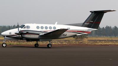 N50NA - Beechcraft B200 Super King Air - Private