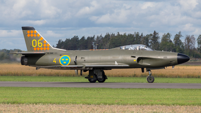 SE-RME - Saab J-32B Lansen - Swedish Airforce Historic Flight