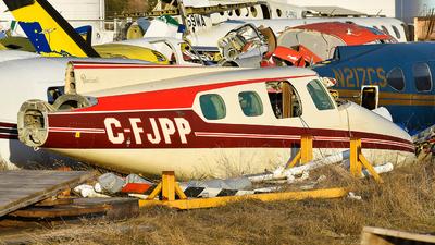 C-FJPP - Beechcraft B60 Duke - Private