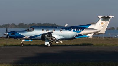 D-FLAT - Pilatus PC-12 NGX - Private
