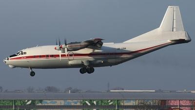 UR-CGW - Antonov An-12B - Meridian Aviation