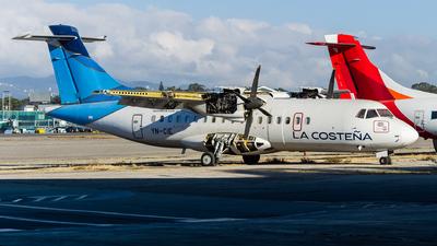 YN-CIE - ATR 42-320 - La Costeña