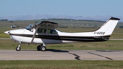 A picture of CGZCQ - Cessna 182Q Skylane - [18265775] - © Mike MacKinnon