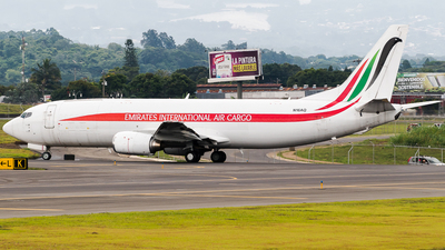 N16AQ - Boeing 737-476(SF) - Emirates International Air Cargo