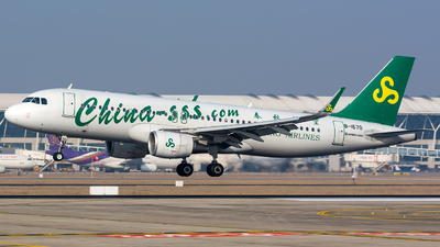B-1670 - Airbus A320-214 - Spring Airlines