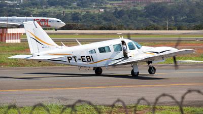 PT-EBI - Embraer EMB-810C Seneca II - Private